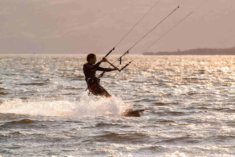 pic for kite surfing